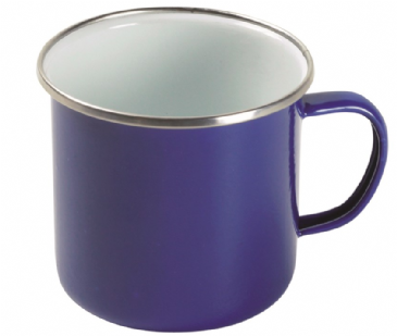 Easy Camp Blue ENAMEL MUG
